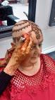 Henna crown 1
